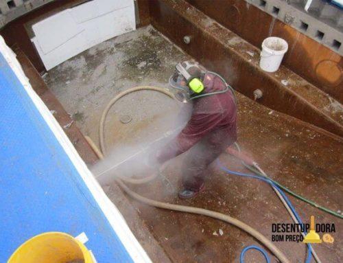 Conheça mais sobre a técnica de hidrojateamento – Porto Alegre