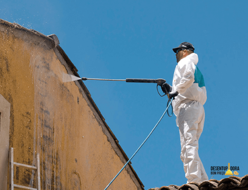Serviço de limpeza de fachada para imóveis residenciais e comerciais
