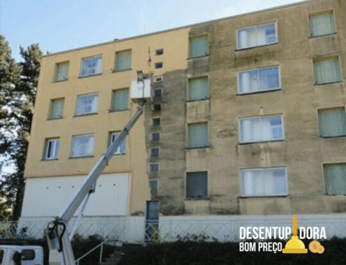 Limpeza de fachadas influencia na compra e venda de unidades